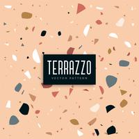 pastel pink terrazzo pattern background