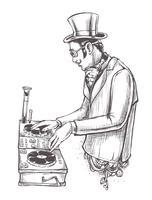 Weinlese-DJ