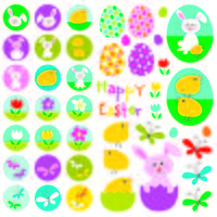 cute easter clipart