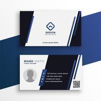 professioneel visitekaartje voor uw briefpapier