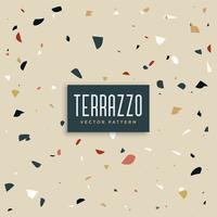 modern terrazzo texture design background
