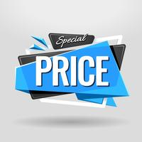 Special Price Geometric Banner