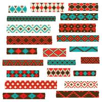 Indianisches Washi Tape