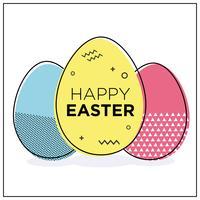 Huevos de Pascua.