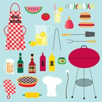 Clipart del barbecue