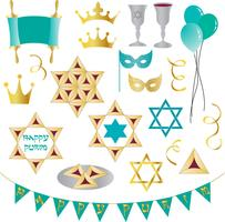 Purim clipart