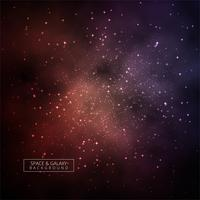 Universe shiny colorful galaxy background