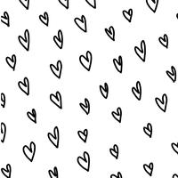 Herzen Textur. vektor