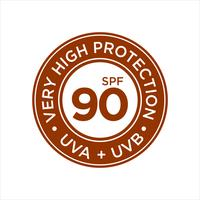 Protection UV, solaire, Total Block SPF 90