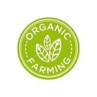 Organic Farming icon.