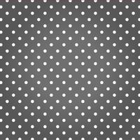 Gray background with white dots.