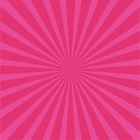 Bright pink rays background.