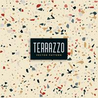 abstract terrazzo tiles pattern background