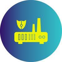 vector server icon