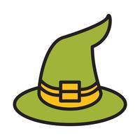 icono de gorra de vector