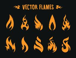 Vector brand pictogrammen