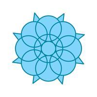 vector decoratie pictogram
