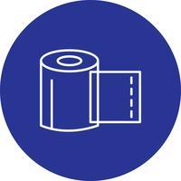 Vector tissue icon
