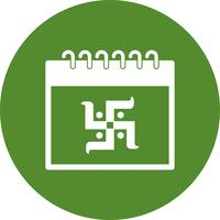 icono de vector calendario