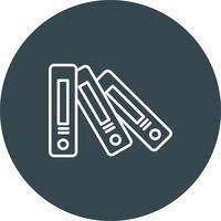 Icono de archivos vectoriales