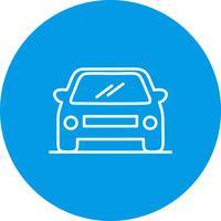 Icono de coche vector