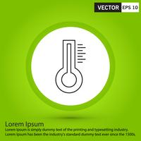 Perfect black icon,vector or pictogram illustration on green background.