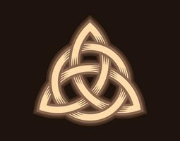 triquetra illustration