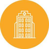 Vector gebouw pictogram