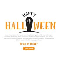 Halloween Background Vector background