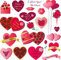 Valentinstag Clipart