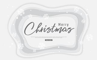 Fond de Noël Fond de vecteur