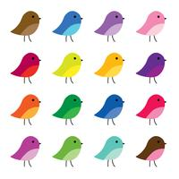 cute birds clipart graphics