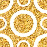 Abstract gold dust seamless background.