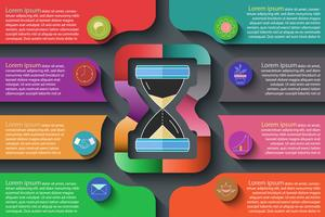 Colorful infographic on dark background.