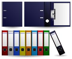 Files and Folders Ring Binder.