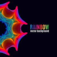Rainbow Lines  background
