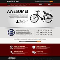 Web Design Website Element Template.