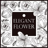 Flor elegante