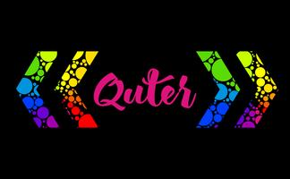 Abstract rainbow text box design with colorful bracket and your text