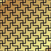 seamless pattern. Rotating cross
