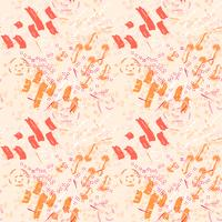 Memphis abstract seamless pattern