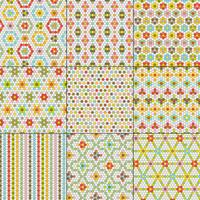 hexagon tile patterns