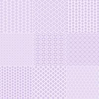 lavender lace patterns