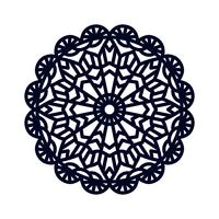 Mandala. Indisk bröllopsmeditation.