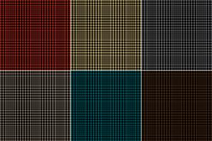 color neutro tejido glen plaids