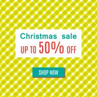 Weihnachts-Sonderverkauf