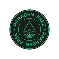 Icono Libre De Paraben.