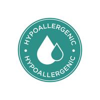 Icona verde ipoallergenica