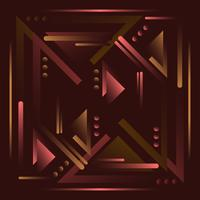 Vector Dark Abstract Background