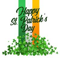 happy St. Patrick's day celebration background
